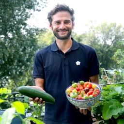 Frenchie Gardener